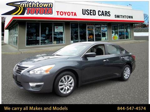 2013 Nissan Altima for sale in Smithtown, NY