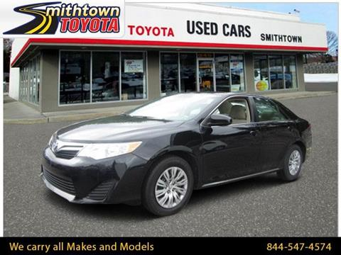 2013 Toyota Camry for sale in Smithtown, NY