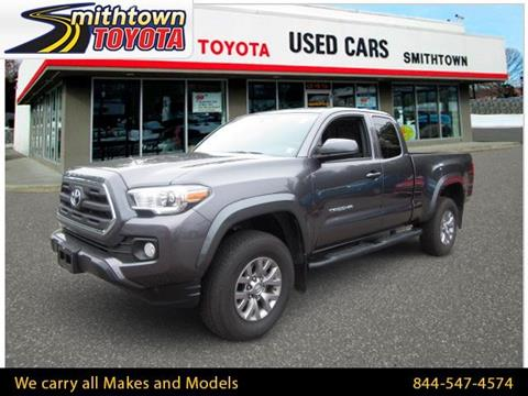 2017 Toyota Tacoma for sale in Smithtown, NY