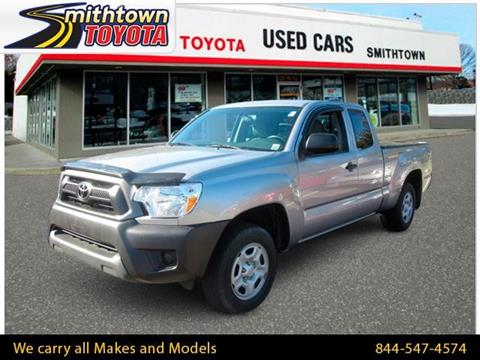 2015 Toyota Tacoma for sale in Smithtown, NY