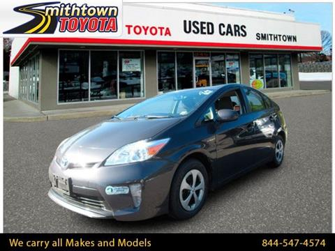 2015 Toyota Prius for sale in Smithtown, NY