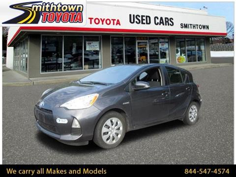 2014 Toyota Prius c for sale in Smithtown, NY