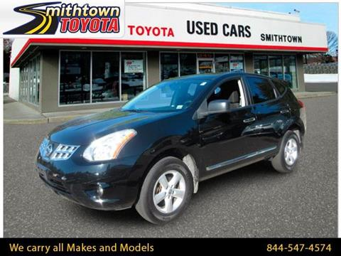 2012 Nissan Rogue for sale in Smithtown, NY