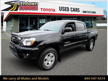 2013 Toyota Tacoma for sale in Smithtown, NY