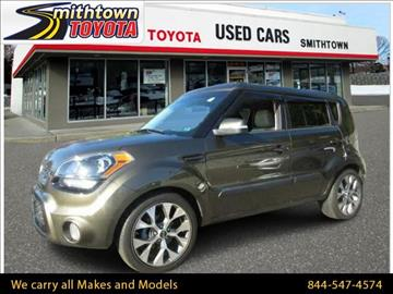 2013 Kia Soul for sale in Smithtown, NY
