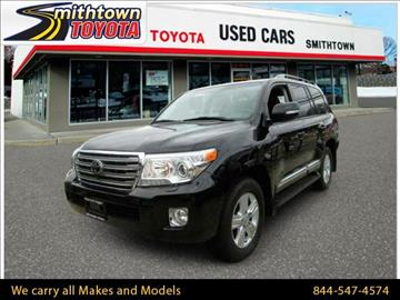 2015 Toyota Land Cruiser for sale in Smithtown, NY