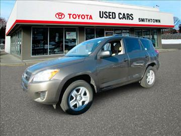 2011 Toyota RAV4 for sale in Smithtown, NY