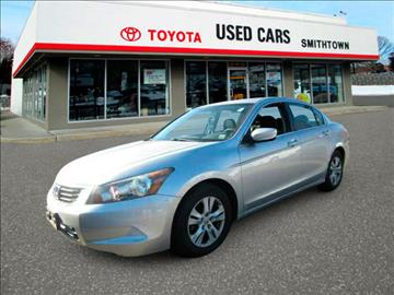 2010 Honda Accord for sale in Smithtown, NY