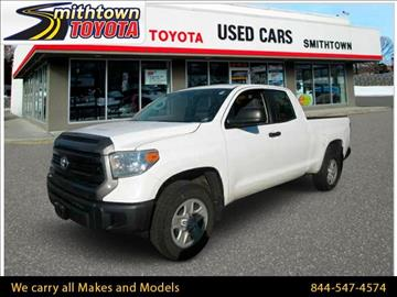 2014 Toyota Tundra for sale in Smithtown, NY