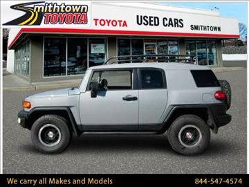 2013 Toyota FJ Cruiser for sale in Smithtown, NY