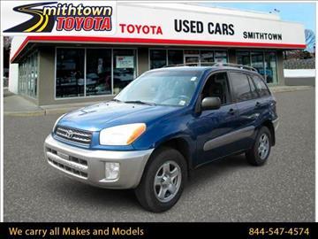 2003 Toyota RAV4 for sale in Smithtown, NY