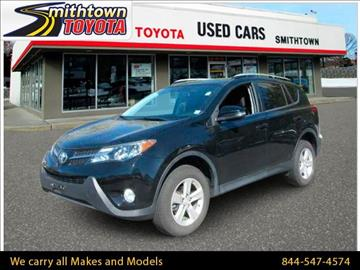 2014 Toyota RAV4 for sale in Smithtown, NY