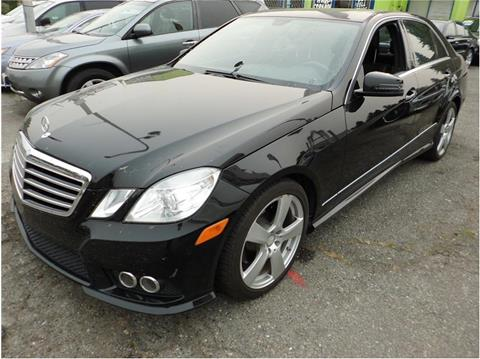 2010 Mercedes-Benz E-Class for sale in Seattle, WA