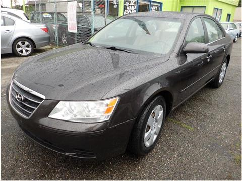 2009 Hyundai Sonata for sale in Seattle, WA