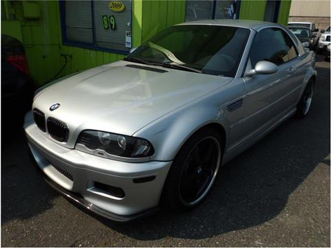 2003 BMW M3 for sale in Seattle, WA