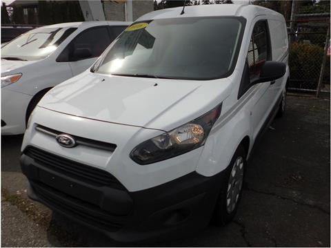 2016 Ford Transit Connect Cargo for sale in Seattle, WA