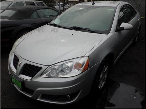 Cars For Sale Seattle >> 2009 Pontiac G6 For Sale In Seattle Wa