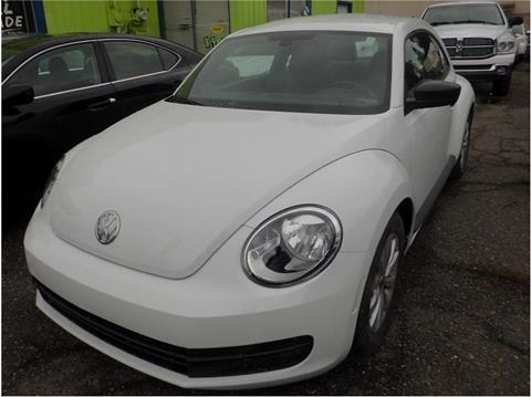 2016 Volkswagen Beetle for sale in Seattle, WA