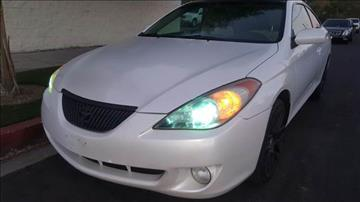 2006 Toyota Camry Solara for sale in Van Nuys, CA