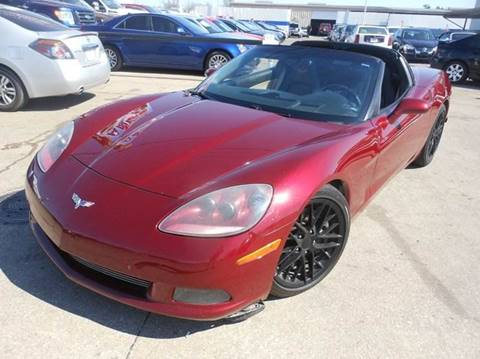 2005 Chevrolet Corvette for sale at Nationwide Cars And Trucks in Houston TX