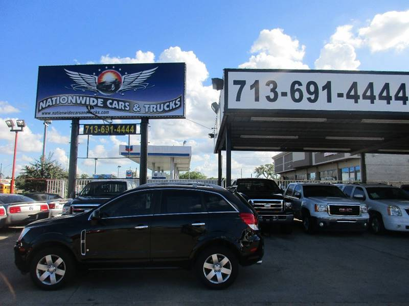 2008 Saturn Vue for sale at Nationwide Cars And Trucks in Houston TX