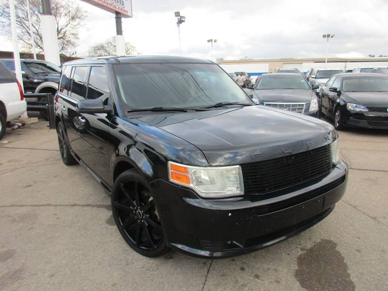 2010 Ford Flex for sale at Nationwide Cars And Trucks in Houston TX
