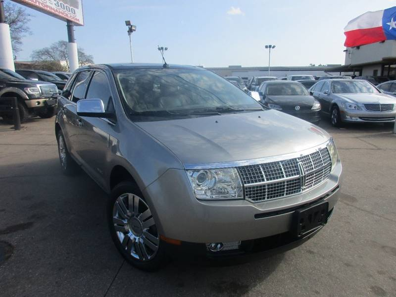 2008 Lincoln MKX for sale at Nationwide Cars And Trucks in Houston TX