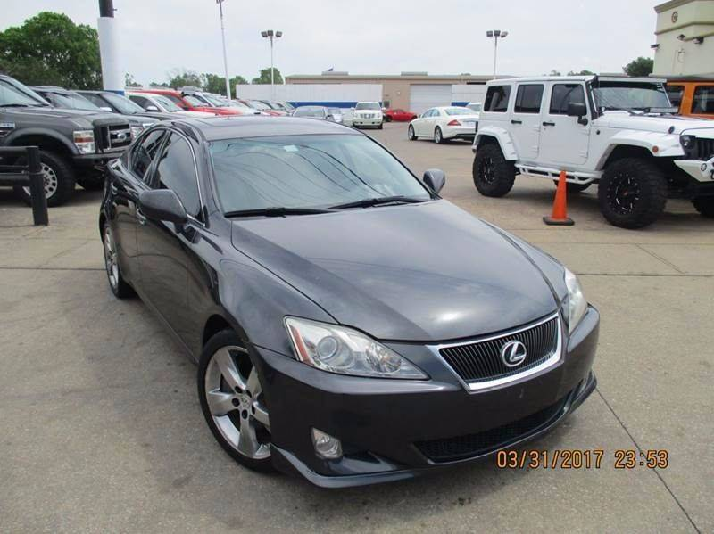 2007 Lexus IS 350 for sale at Nationwide Cars And Trucks in Houston TX