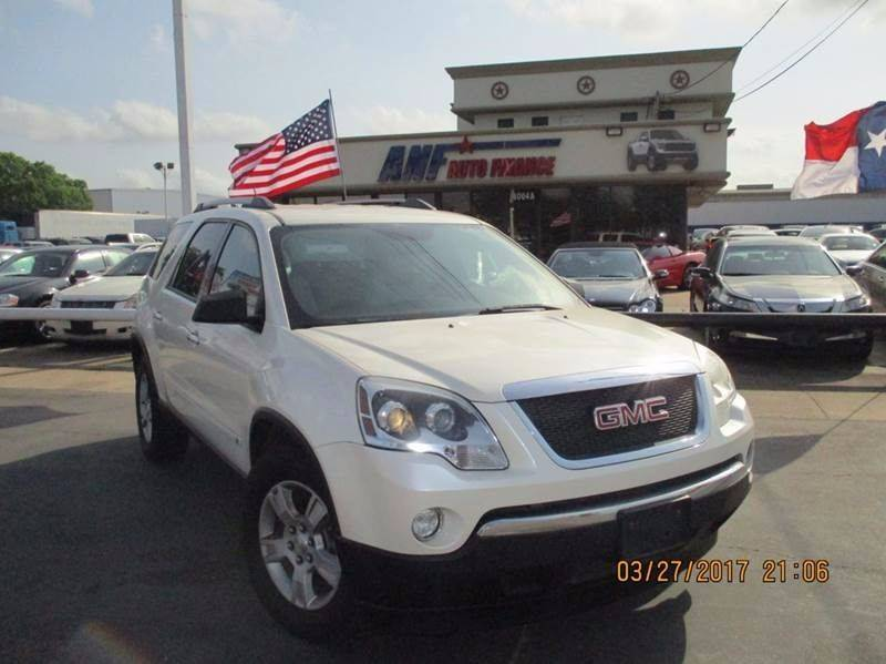 2010 GMC Acadia for sale at Nationwide Cars And Trucks in Houston TX