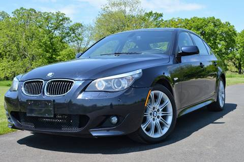 2010 BMW 5 Series for sale at Manfreds Import Auto in Cary IL