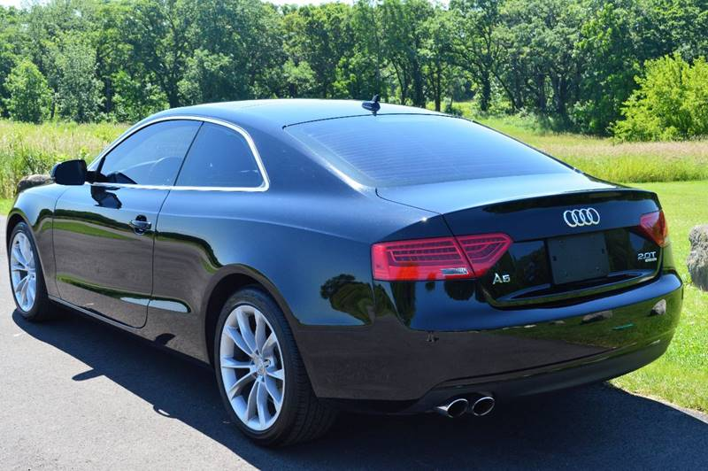 2013 Audi A5 for sale at Manfreds Import Auto in Cary IL