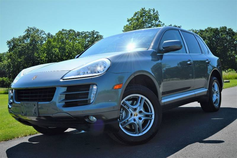 2010 Porsche Cayenne For Sale At Manfreds Import Auto In Cary IL