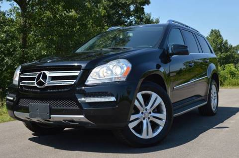 2011 Mercedes-Benz GL-Class for sale at Manfreds Import Auto in Cary IL