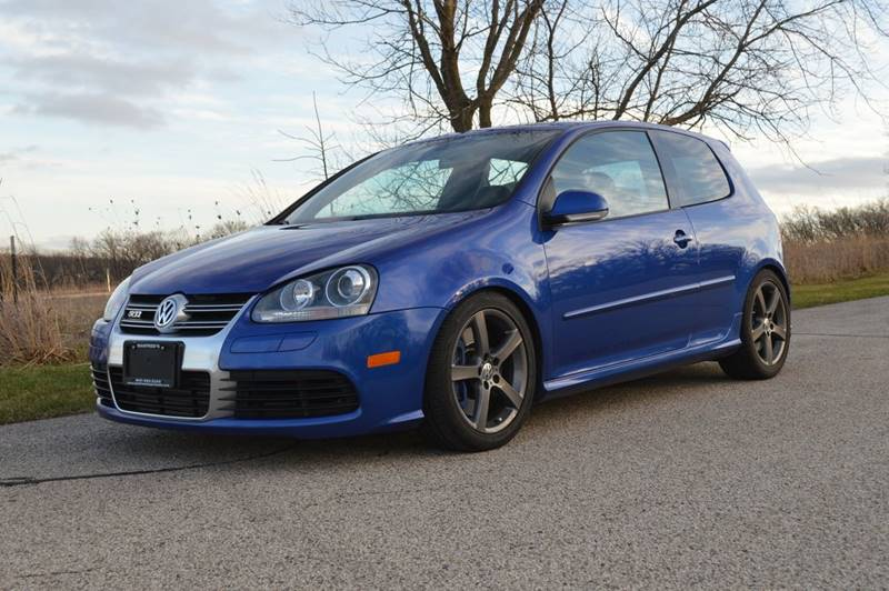 2008 Volkswagen R32 for sale at Manfreds Import Auto in Cary IL