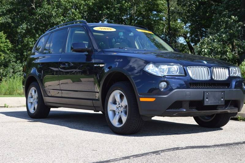2008 BMW X3 for sale at Manfreds Import Auto in Cary IL