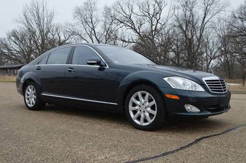 2007 Mercedes-Benz S-Class for sale at Manfreds Import Auto in Cary IL