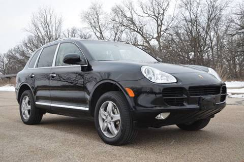2005 Porsche Cayenne for sale at Manfreds Import Auto in Cary IL