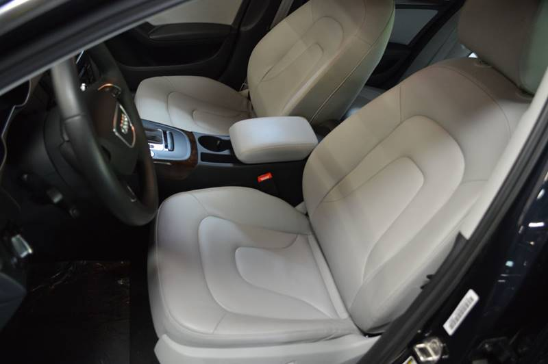 2013 Audi A4 for sale at Manfreds Import Auto in Cary IL