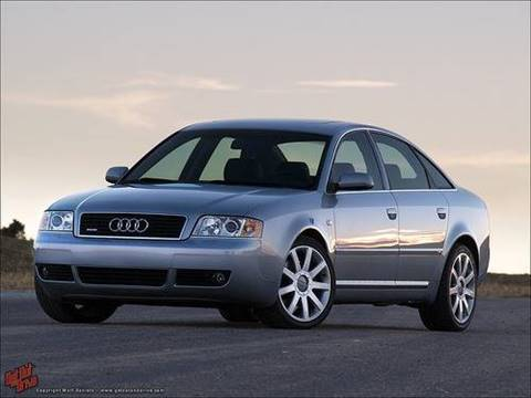 2004 Audi A6 for sale at Manfreds Import Auto in Cary IL