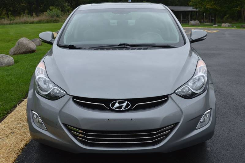 2011 Hyundai Elantra for sale at Manfreds Import Auto in Cary IL