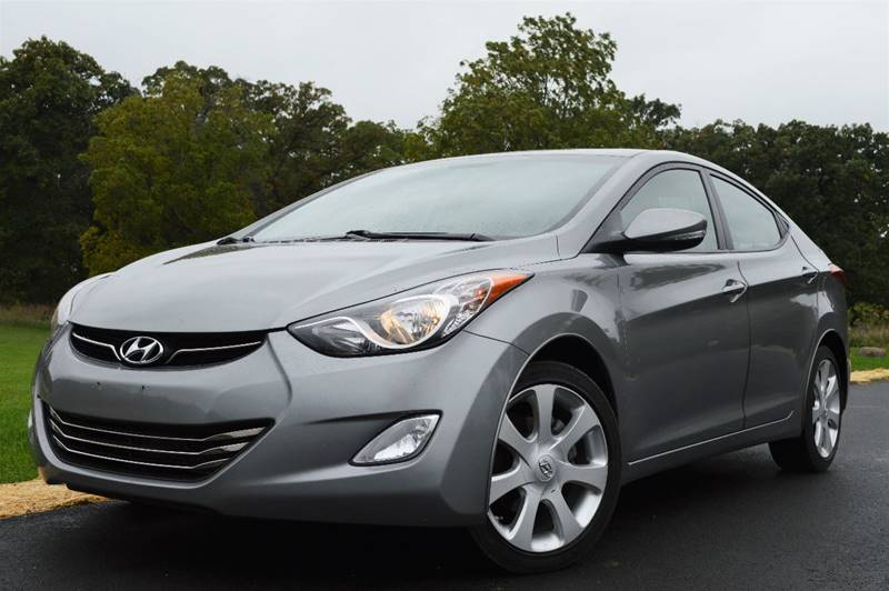2011 Hyundai Elantra Limited In Cary Il Manfreds Import Auto