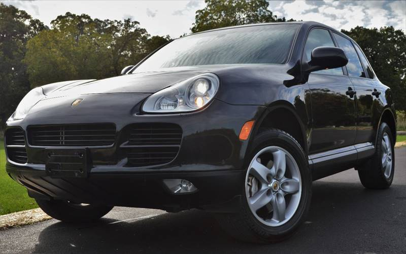 2006 Porsche Cayenne Awd S 4dr Suv In Cary Il Manfreds