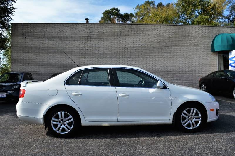 2007 Volkswagen Jetta for sale at Manfreds Import Auto in Cary IL