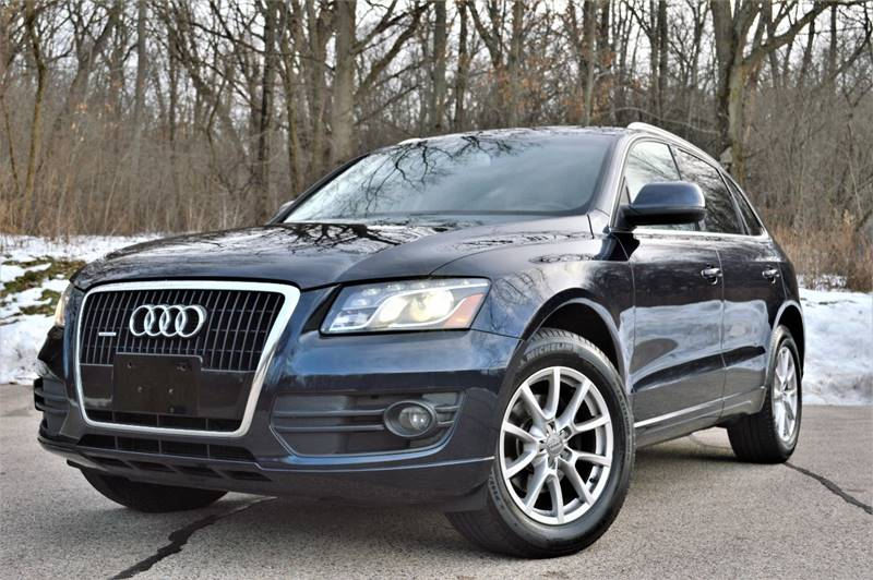 2009 Audi Q5 for sale at Manfreds Import Auto in Cary IL