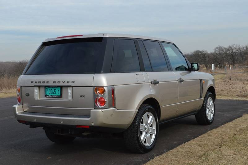 2003 Land Rover Range Rover for sale at Manfreds Import Auto in Cary IL