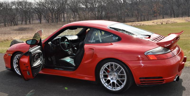 2002 Porsche 911 for sale at Manfreds Import Auto in Cary IL