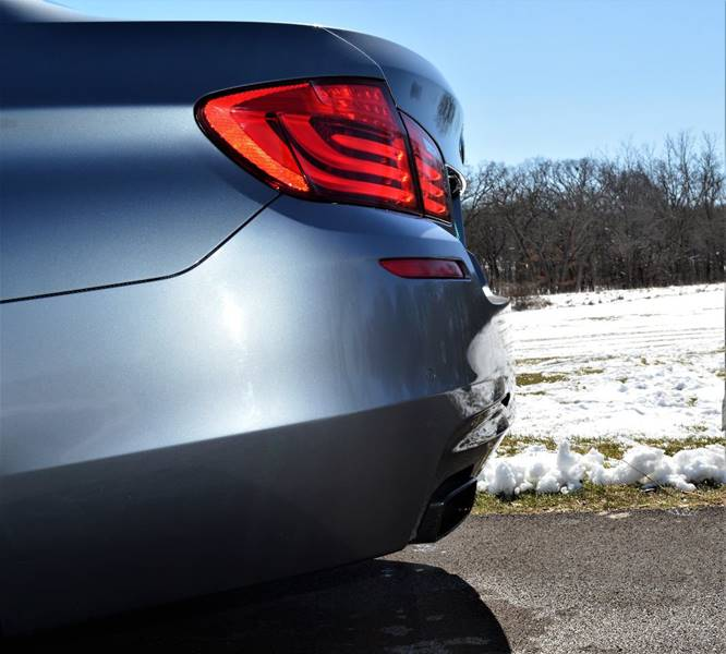 2011 BMW 5 Series for sale at Manfreds Import Auto in Cary IL