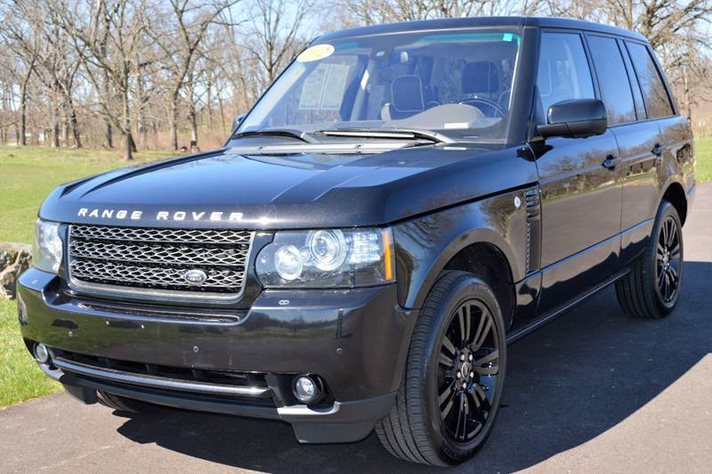 2012 Land Rover Range Rover for sale at Manfreds Import Auto in Cary IL