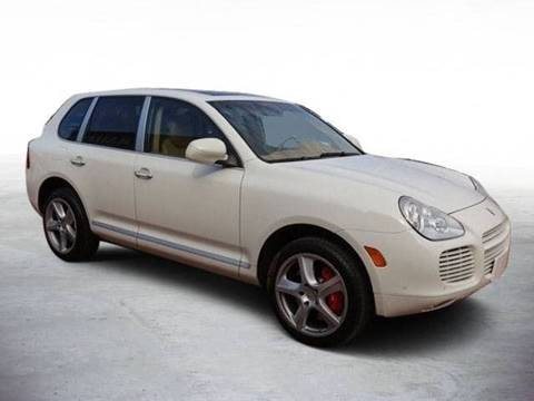 2006 Porsche Cayenne for sale at Manfreds Import Auto in Cary IL