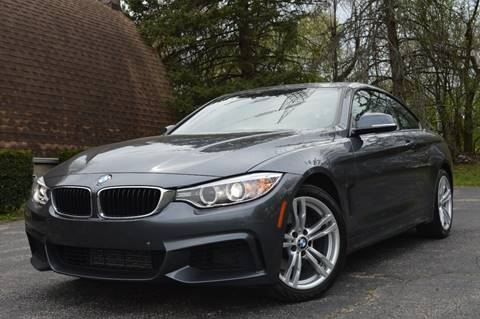 2014 BMW 4 Series for sale at Manfreds Import Auto in Cary IL